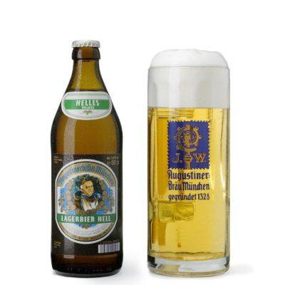Produktbild Augustiner Lagerbier hell