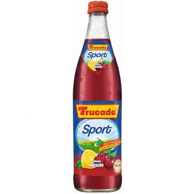 Produktbild Frucade Sport Zitrone Kirsch