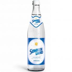 Produktbild Sonnenland Tafelwasser spritzig