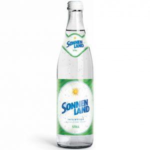 Produktbild Sonnenland Tafelwasser still