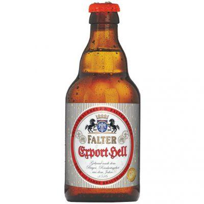 Produktbild Falter Export Hell 0,33 Liter